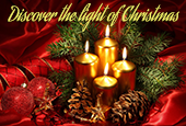 Discover The Light Of Christmas Web Page