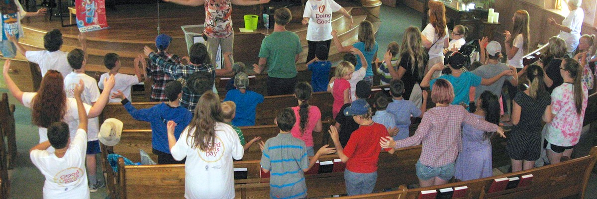 Power Lab VBS 2016