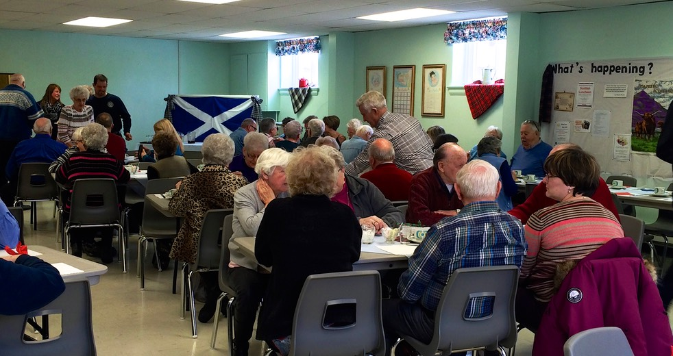Scottish Luncheon